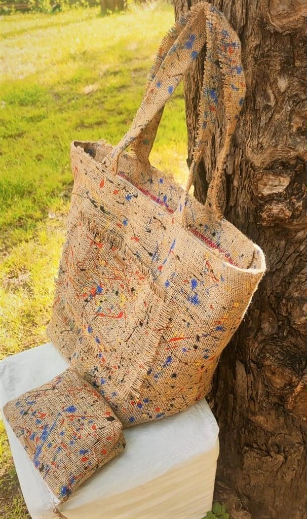 borsa borsello eco fashion