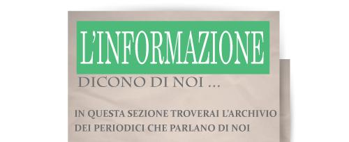 l'informazione